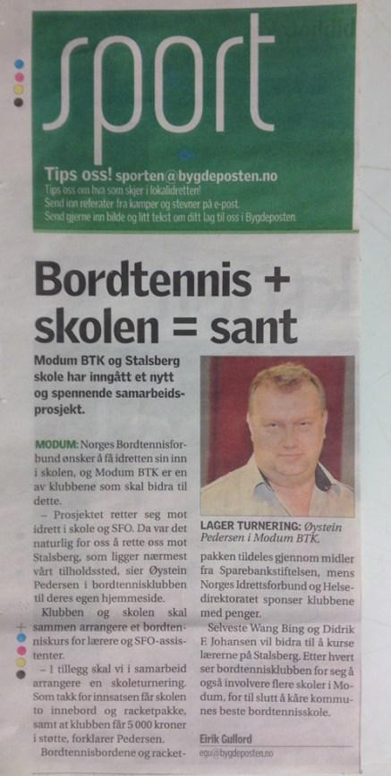 IFO - bygdeposten
