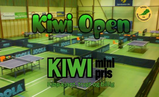 Kiwi Open - Eiker BTK