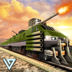 Army Train Shooter New Train Shooting Games 2020 2.1 APK MODs Unlimited money free Download on Android