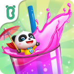 Baby Pandas Summer Juice Shop 8.42.00.00 APK MODs Unlimited money free Download on Android