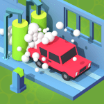 Car Wash Empire 1.8 APK MODs Unlimited money free Download on Android