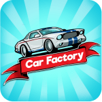 Idle Car Factory Car Builder Tycoon Games 2020 12.6.1 APK MODs Unlimited money free Download on Android
