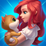 Meow Match Cats Matching 3 Puzzle Ball Blast APK MODs Unlimited money free Download on Android