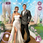 Newlyweds Happy Couple APK MODs Unlimited money free Download on Android