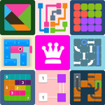 Puzzledom – classic puzzles all in one 7.9.80 APK MODs Unlimited money free Download on Android