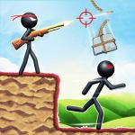 Stickman Reborn – Free Puzzle Shooting Games 2020 1.20 APK MODs Unlimited money free Download on Android