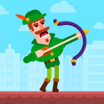 Bowmasters 2.14.7 APK MODs Unlimited money free Download on Android