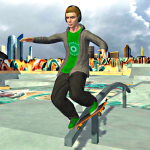 Skateboard FE3D 2 – Freestyle Extreme 3D 1.26 APK MODs Unlimited money free Download on Android
