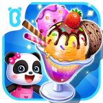 Baby Pandas Ice Cream Shop 8.48.00.01 APK MODs Unlimited money free Download on Android