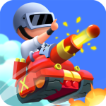 Tank Run Race 1.0.8 APK MODs Unlimited money free Download on Android