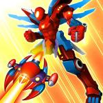 Thunder Fighter Superhero Strikers Shoot Em Up 5.7 APK MODs Unlimited money free Download on Android