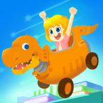 Toy Cars Adventure Truck Game for kids toddlers 1.0.4 APK MODs Unlimited money free Download on Android
