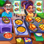 Cooking Express Food Fever Cooking Chef Games 2.4.1 APK MODs Unlimited money free Download on Android