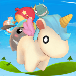 Flying Wings – Run Game with Dragon Bird Unicorn 2.1 APK MODs Unlimited money free Download on Android