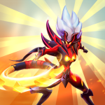 Idle War Legendary Heroes 1.0.38 APK MODs Unlimited money free Download on Android