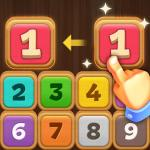 Merge Wood Block Puzzle 2.1.4 APK MODs Unlimited money free Download on Android