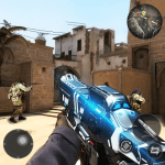 Modern Combat 2021 Free Offline Cyberpunk FPS 1.0.4 APK MODs Unlimited money free Download on Android