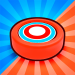 Sling Puck 3D Challenge 1.0.1080 APK MODs Unlimited money free Download on Android