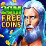 Slots Thunderer Slot Machines 1.2.4 APK MODs Unlimited money free Download on Android