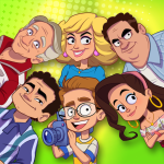The Goldbergs Back to the 80s 1.11.2854 APK MODs Unlimited money free Download on Android