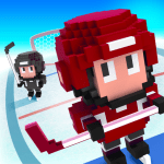 Blocky Hockey 2.0.1_381 APK MODs Unlimited money Download on Android