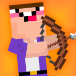 Mr Noob vs 1000 zombies – Lucky Block story 2.5.1 APK MODs Unlimited money Download on Android