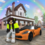 School Party Craft 1.5.6 APK MODs Unlimited money Download on Android