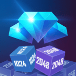 2048 Cube WinnerAim To Win Diamond 1.0.2 APK MODs Unlimited money Download on Android