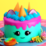 Cake maker – Unicorn Cooking Games for Girls 1 APK MODs Unlimited money Download on Android