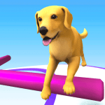Dog Run – Fun Race 3D 1.0.3 APK MODs Unlimited money Download on Android