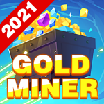 Gold Miner 2021 1.0.21 APK MODs Unlimited money Download on Android