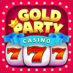 Gold Party Casino Slot Games 2.33 APK MODs Unlimited money Download on Android
