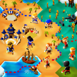 Hexapolis Turn Based Civilization Battle 4X Game 0.0.84 APK MODs Unlimited money Download on Android