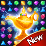 Magic Jewel Quest – Mystery Match 3 Puzzle Game 1.1.20 APK MODs Unlimited money Download on Android