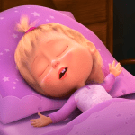 Masha and the Bear Good Night 1.3.4 APK MODs Unlimited money Download on Android