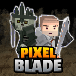 Pixel Blade M – Season 5 9.0.8 APK MODs Unlimited money Download on Android