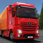 Truck Simulator Ultimate 1.0.1 APK MODs Unlimited money Download on Android