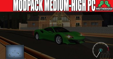 Modpack Medium-High PC by Stefan M.