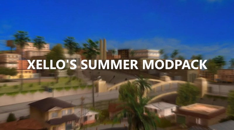 XeLLo's Summer Modpack