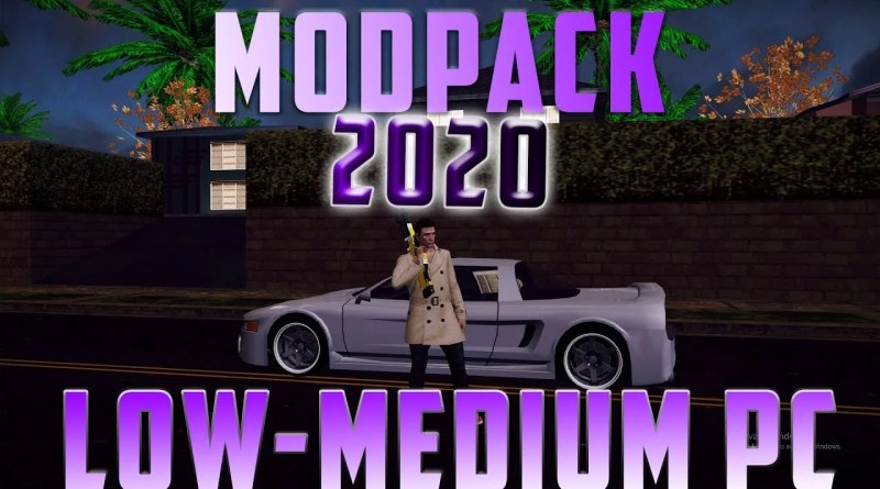 Modpack 2020 Low-Medium PC by Alberto