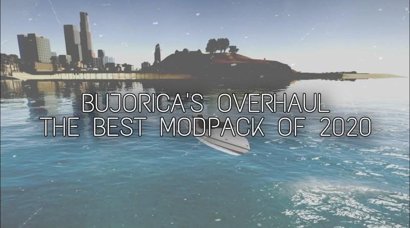 Bujorica Overhaul
