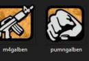 Iconițe galbene