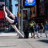 Το μπαλέτο στο δρόμο