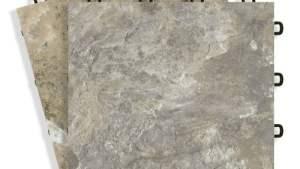Slate Vinyl Top Interlocking Floor Tiles ModuTile Made