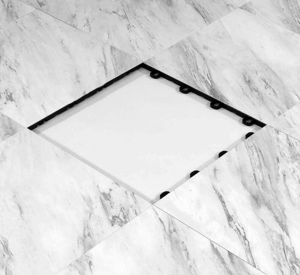 marble interlocking floor tiles vinyl top modutile modular flooring