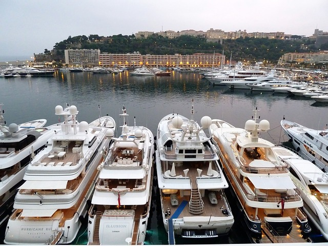 luxury yachts monaco