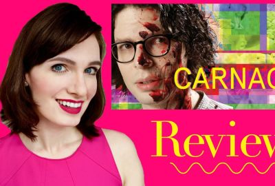 modvegan carnage review simon amstell