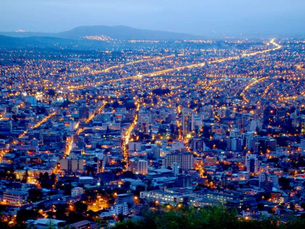Datos básicos sobre Cochabamba, Bolivia. (2/3)
