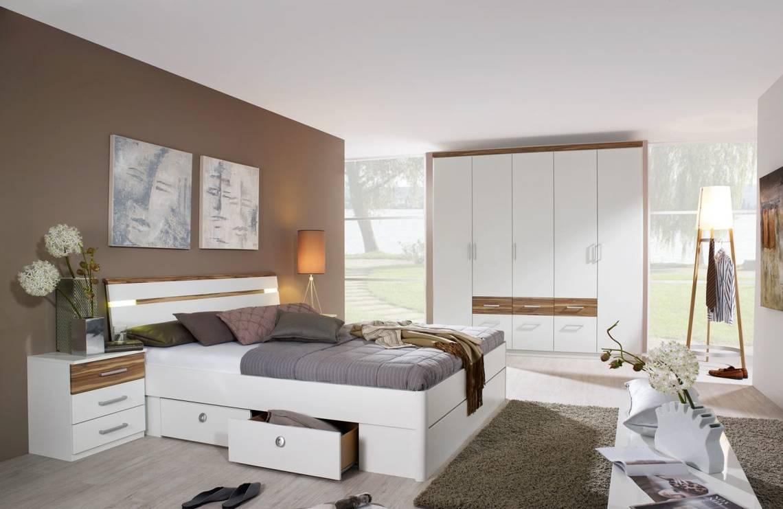 Komplett Schlafzimmer Rauch   Elegantes Schlafzimmer Set ...