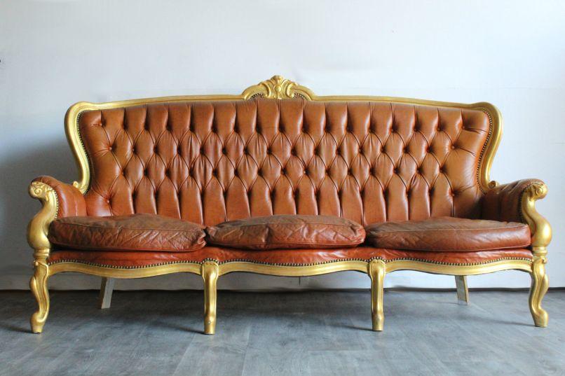 sofa antik gebraucht. Black Bedroom Furniture Sets. Home Design Ideas